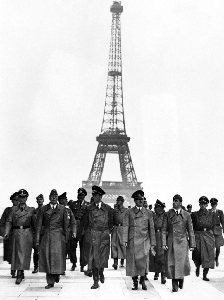هیتلر در پاریس!