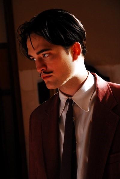 هنرنمایی Robert Pattinson در فیلم Little Ashes