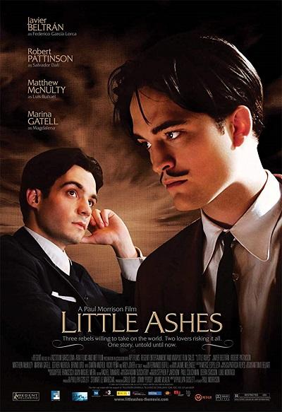 پوستر فیلم Little Ashes خاکسترهای کوچک