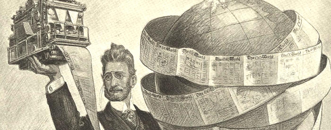 ژوزف پولیتزر ۱۹۱۱-۱۸۴۷