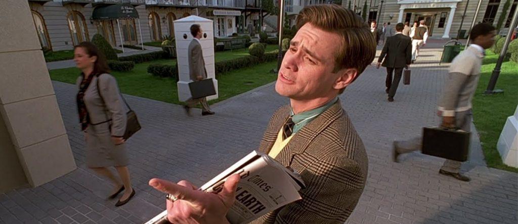 تحلیل فیلم The Truman Show