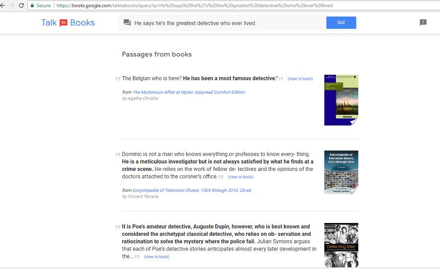 آزمایش جدید هوش مصنوعی گوگل؛ با کتابها صحبت کنید!!
