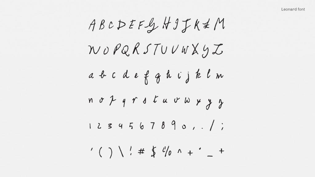 معرفی وبسایت Songwriters Fonts