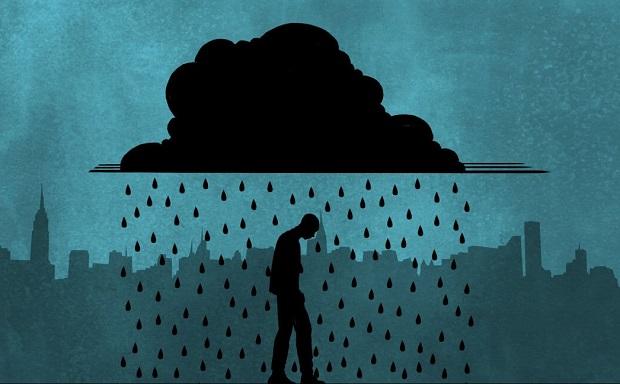 تمام مشکلات از این جا شروع میشود که نمیتوانید حتی برای چند لحظهای ذهن تان را از افکار منفی خالی کنید
