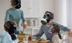 پاکسازی هوای خانه