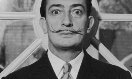 سالوادور دالی ۱۹۸۴-۱۹۰۴