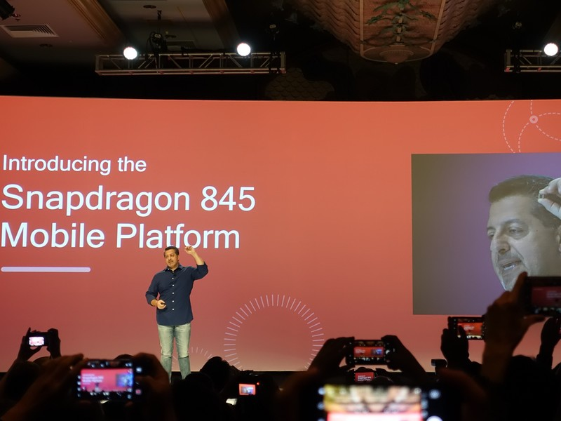 Snapdragon 845، بسیار بهتر از مدل های قبلی شرکت کوالکام