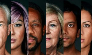 تاثیر نژاد بر فرم بدن