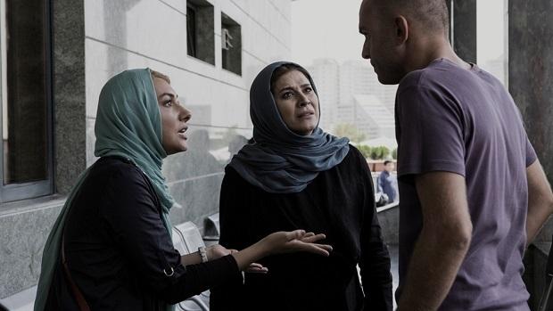 هنرنمایی بابک حمیدیان، سحر دولتشاهی و هانیه توسلی در فیلم شکاف