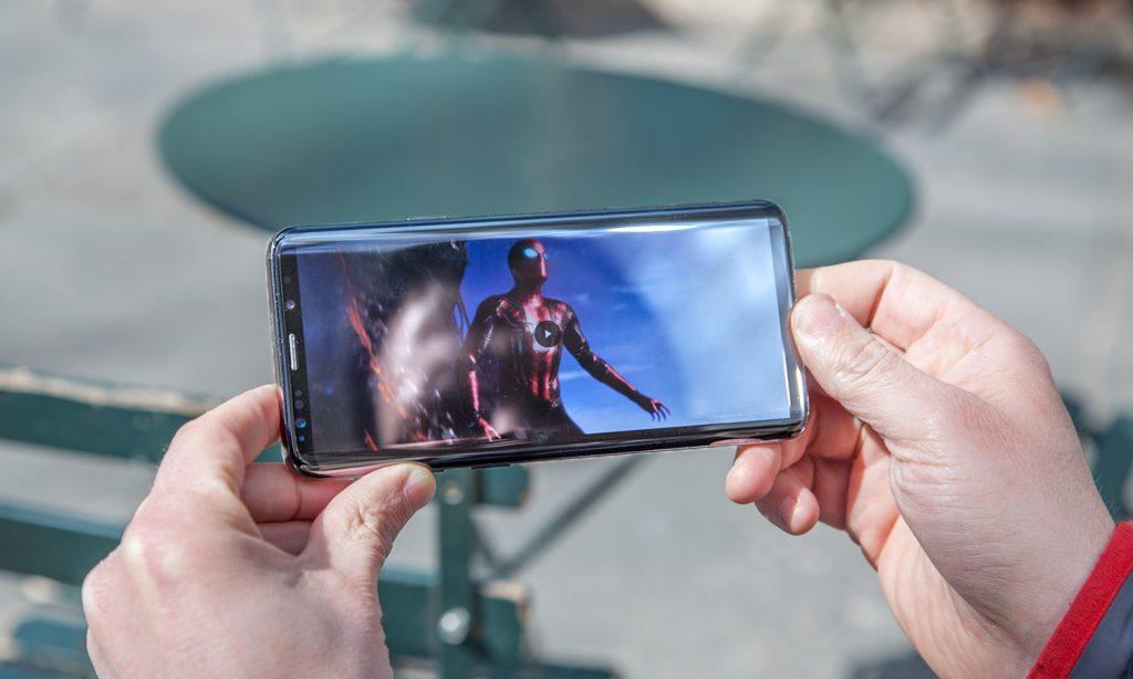Galaxy S9 تاکنون به عنوان قهرمانسرعت LTE شناخته شده است.