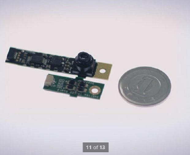 سنسور فوقِ کوچک ساخت Fujitsu