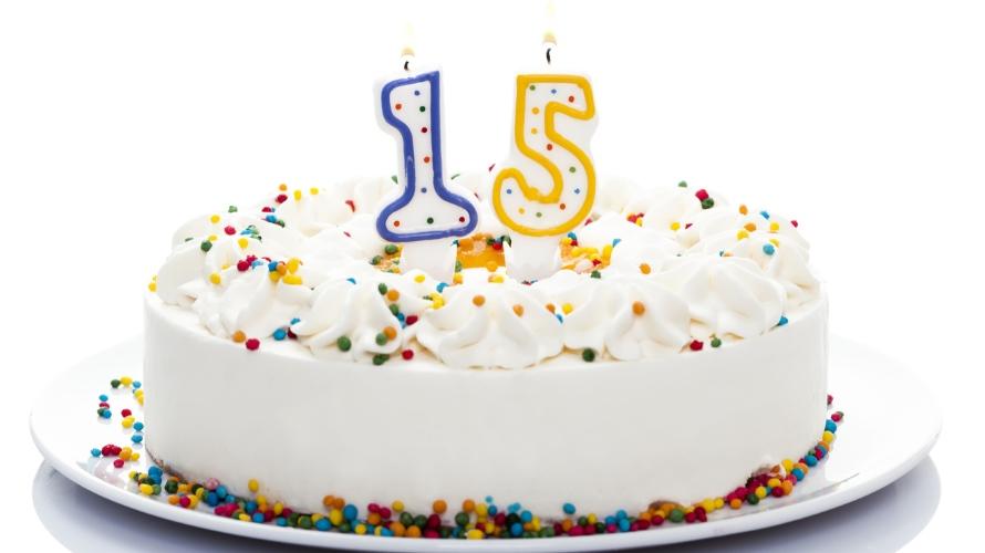 امروز لینکدین 15 ساله می شود