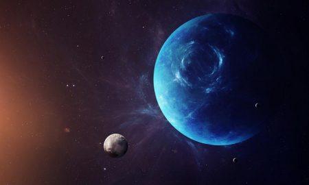 پلوتو و نپتون هر 248 سال جای خود را با هم عوض می کنند