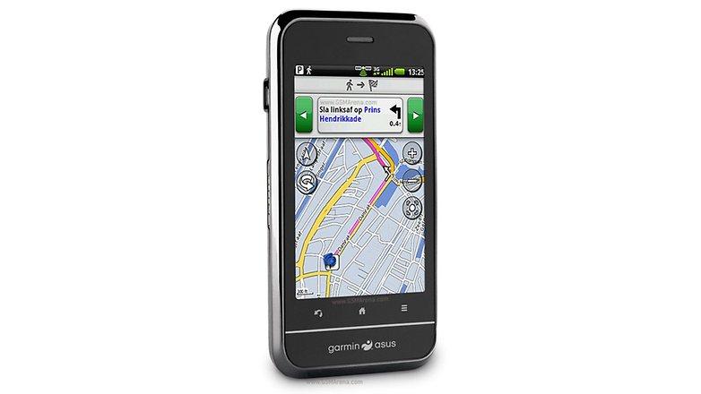 گوشی های هوشمندی که روی GPS تمرکز داشتند