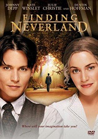پوستر فیلم Finding Neverland