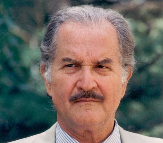 کارلوس فوئنتس Carlos Fuentes نویسنده رمان کنستانتینا