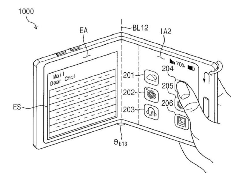 اختراع ثبت شده ی اخیر نشان می دهد که اسمارت فون تاشونده ی Galaxy X سامسونگ که مدت ها منتظر آن بودیم چگونه کار می کند، حتی طراحی آن به گونه ای است که به 3 قسمت تا می شود