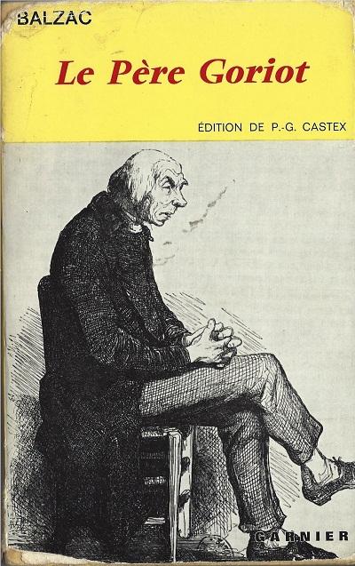 رمان بابا گوریو را با رتبه بالای ادبی که دارد برخی مشابه شاه لیر و ماجراهای کلاسیک چارلز دیکنز میدانند.