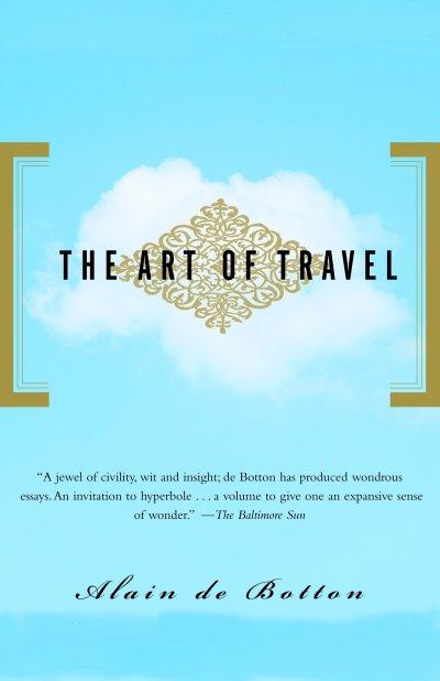 کتاب هنر سیر و سفر دومین کتاب آلن دوباتن است که توسط گلی امامی به فارسی ترجمه شده است.