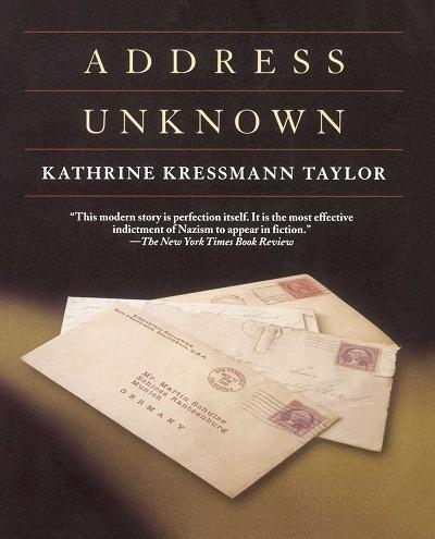 داستان گیرنده شناخته نشد شامل مجموعه نامههایی است که یک دلال یهودی آثار هنری به نام ماکس آیزنشتاین از سانفرانسیسکو به دوستش مینویسد.