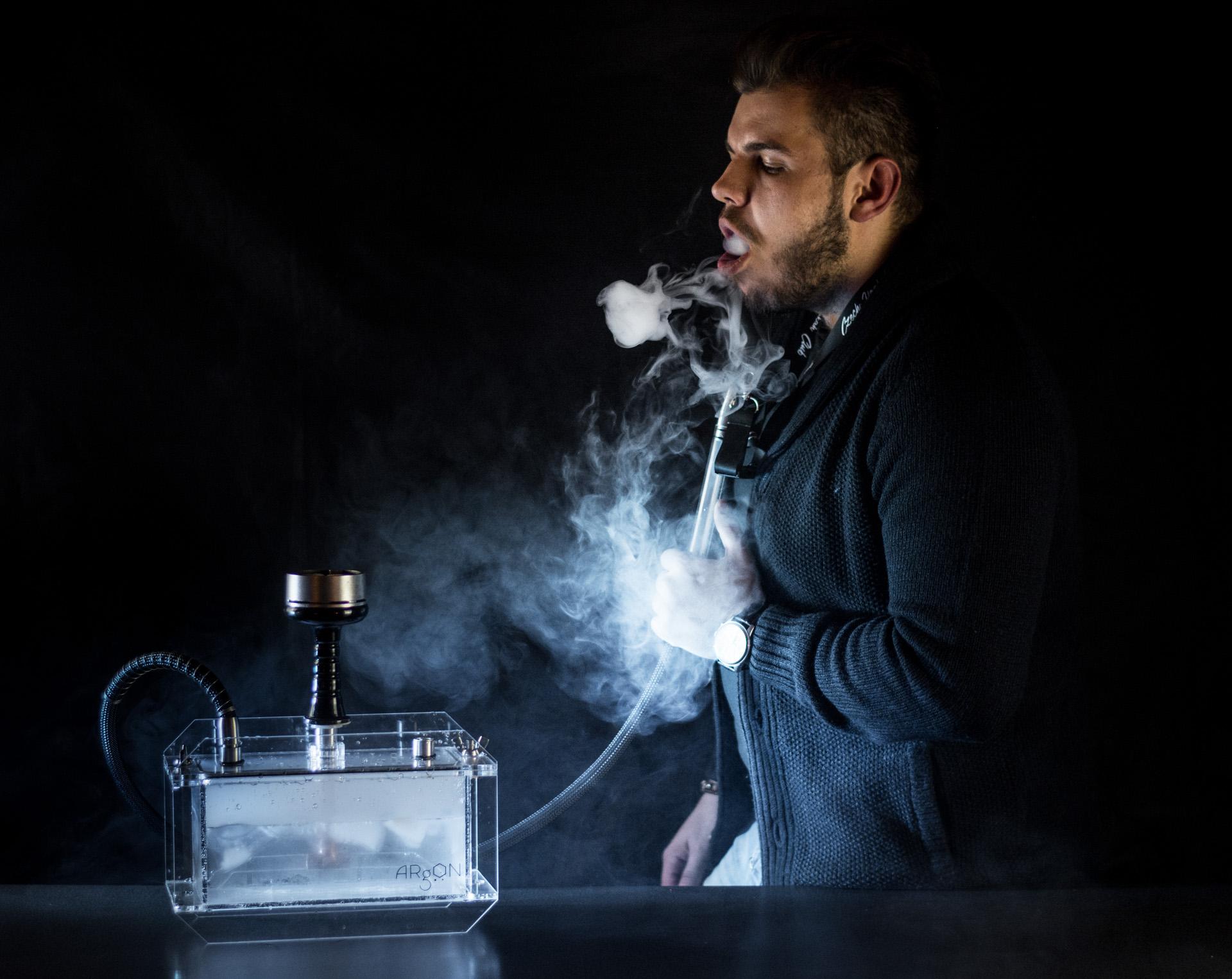خطرات مصرف قلیان بیشتر است یا سیگار ؟