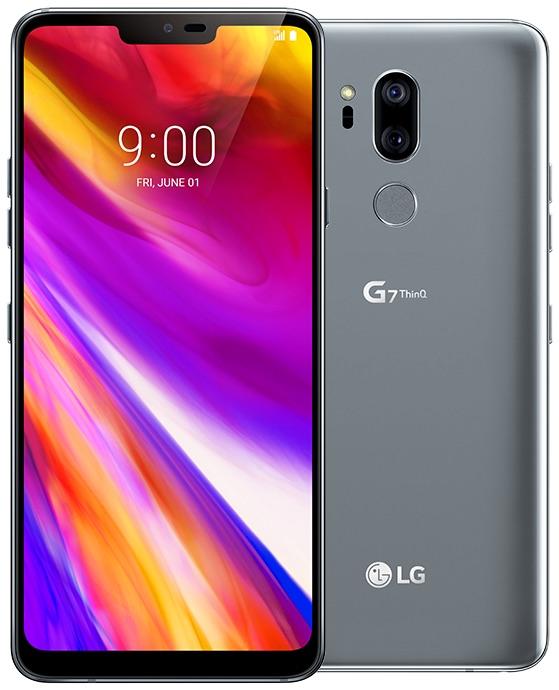 آیفون x و استفاده از همان تکنولوژِی کم قدرت نمایشگر LG G7