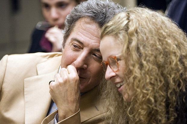 هنرنمایی Dustin Hoffman و Lindsay Doran در فیلم عجیب تر از داستان