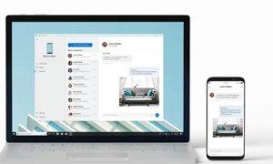 مایکروسافت ویندوز 10 را با تلفن شما ادغام می کند