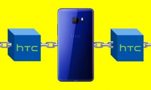 HTC تلفن همراهی قدرت گرفته از بلاک چین راه اندازی می کند