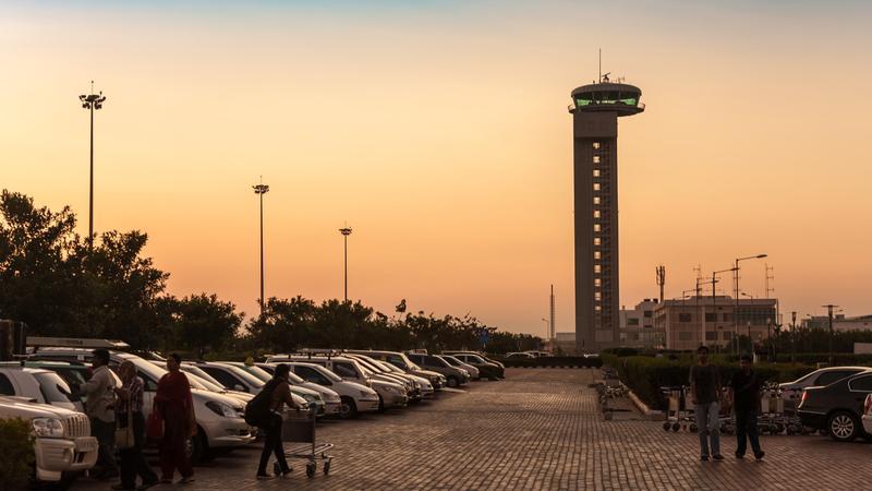 فرودگاه بینالمللی بنگلور (Bangalore)