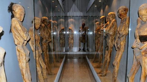 موزه ی مومیایی