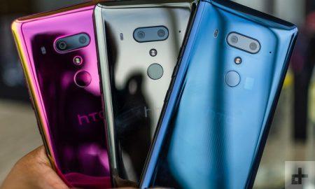 مقایسه HTC U12+ و گلکسی S9+