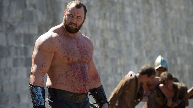 شخصیت The Mountain (محافظ غول پیکر ملکه سرسی) در سریال Game of Thrones بالاخره موفق به بردن جایزه ی قوی ترین مرد جهان شد