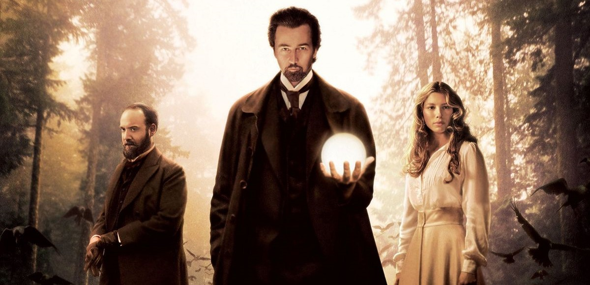 فیلم The Illusionist شعبده باز