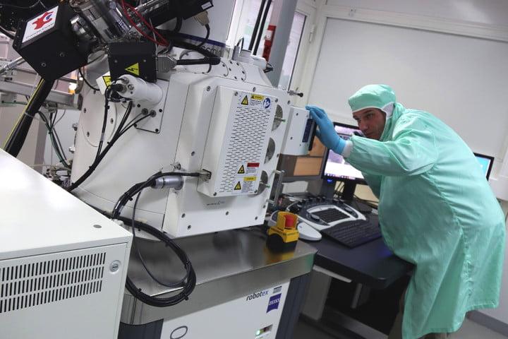 پیشرفت فناوری نانو