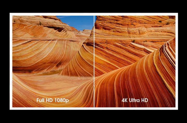 بررسی تلویزیون 4K یا Ultra HD