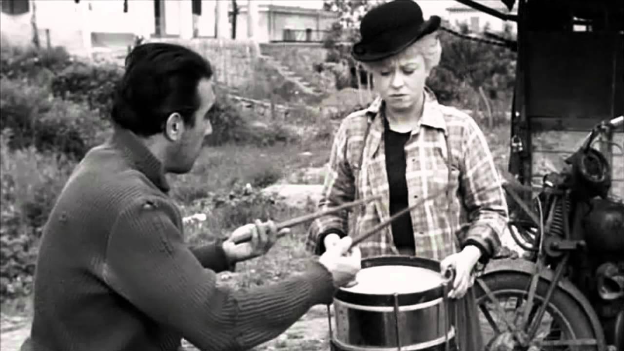فیلم La Strada اثر فدریکو فلینی