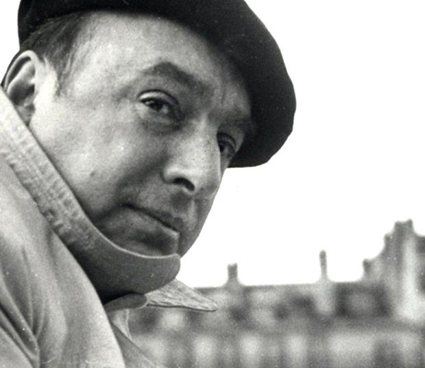 پابلو نرودا Pablo Neruda ۱۹۷۳-۱۹۰۴ شاعر و دیپلمات اهل شیلی بوده است.