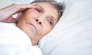 کم خوابی و آلزایمر