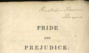 رمان غرور و تعصب Pride and Prejudice اثر جین آستن Jane Austen