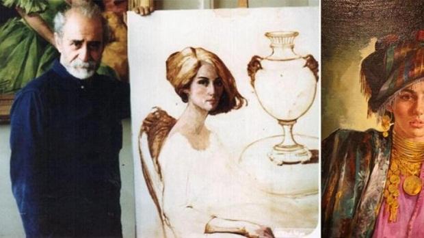 مرحوم استاد عباس کاتوزیان از جمله برترین نقاشان معاصر ایران بودند که آثار بسیاری به سبک رئالیسم و اکسپرسیونیسم از خود به یادگار گذاشتند.