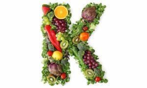 مواد غذایی حاوی ویتامین K