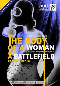 the body of a woman as a battlefield in the bosnian war