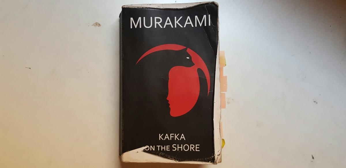 کافکا در ساحل Kafka on the Shore (با نام اصلی: 海辺のカフカ Umibe no Kafuka)