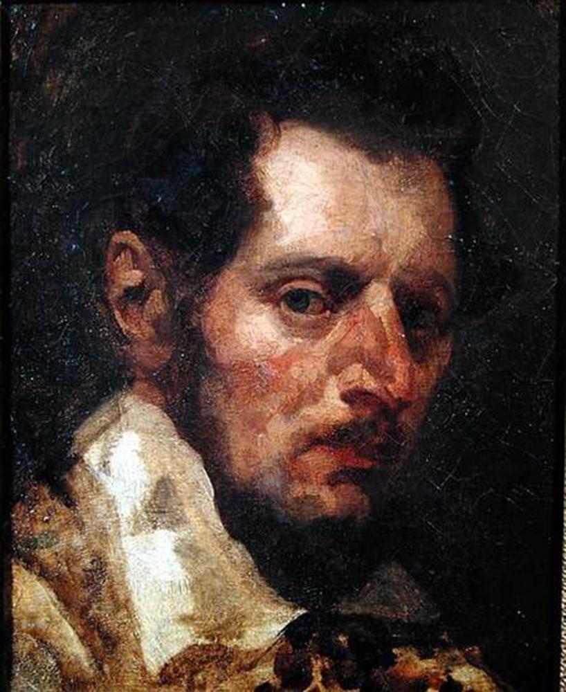 پرتره ی تئودور ژریکو