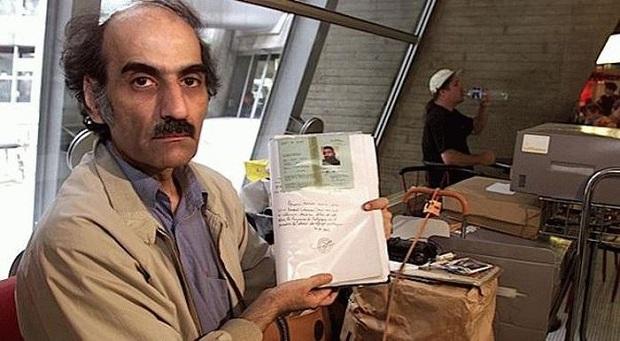 یک ایرانیِ بدشانس دیگر!