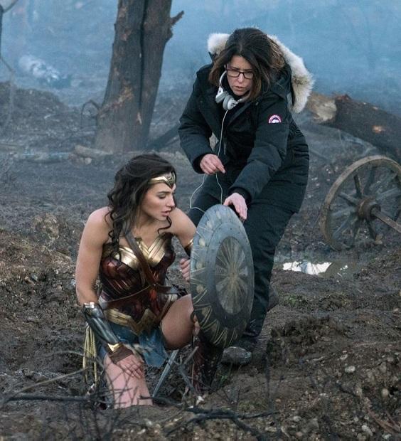 Gal Gadot در فیلم Wonder Woman