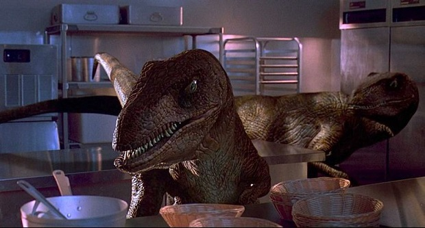 دایناسورهای نه چندان ترسناک پارک ژوراسیک!
