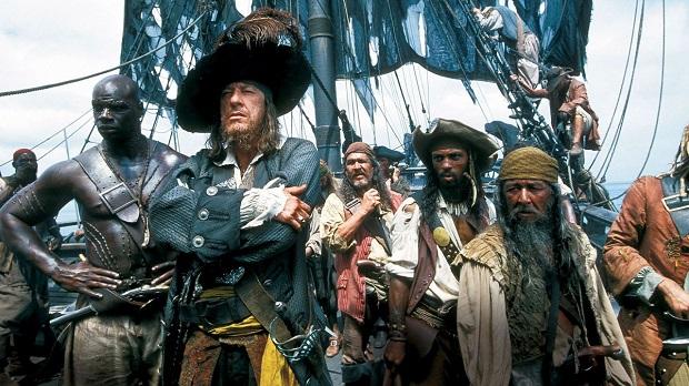 فیلمی جذاب اما پر از اشتباه: Pirates of the Caribbean: The Curse of the Black Pear