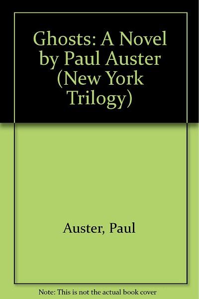 پل استر در رمان ارواح، روساختی پلیسی و کارآگاهی اما ژرف ساختی عمیق و فلسفی رقم زده است.